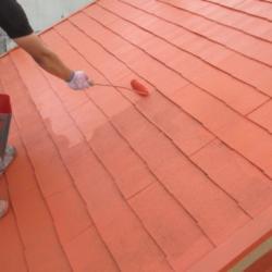 屋根 カラーベスト塗装  遮熱塗料 Vol.2画像