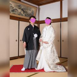 和装婚礼ヘアーセットメイク着付け承ります画像