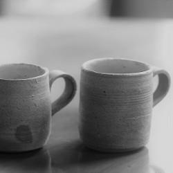 オリジナルコーヒーカップだよ