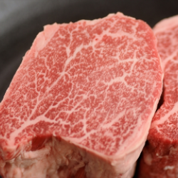 2018/6/30 宮崎牛ヒレ入荷いたしました   Now Miyazaki Fillet is in stock!  Enjoy Chateaubriand!
