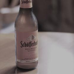 ドイツの白ビールだっ!