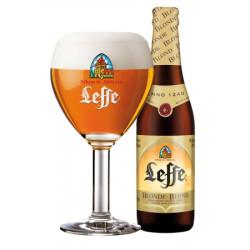 紹介 世界のビール 〈レフ〉  About beer from Bergium (Leffe)