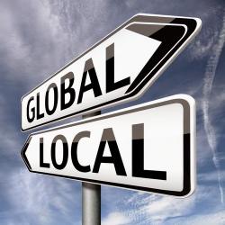 グローバル化の陰に潜むローカル化