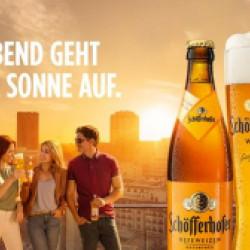 紹介 世界のビール 〈シェッファーホッファー〉  About German beer (Schofferhofer)