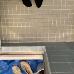 お風呂 水漏れ 防水工事画像