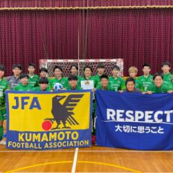 U-18熊本県大会優勝!
