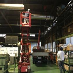 豊岡市工場解体工事画像