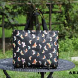 帯のバッグ(仕立て)画像