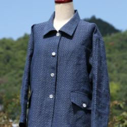麻布のジャケット(作品No1136)画像