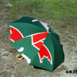 大漁旗の日傘(作品No1144)画像