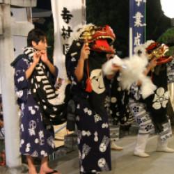 夏祭り(三田天満神社 天神祭)画像