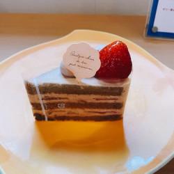 生チョコショートがレギュラー入りしました。和歌山市のケーキ屋(プチ・タ・プチ)です。