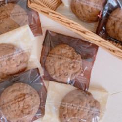グルテンフリーのチョコチップクッキー