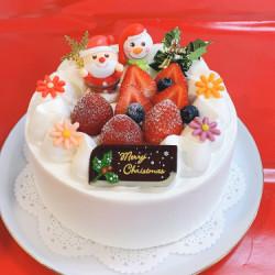 2020年プチタのクリスマスケーキ