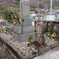 お墓建て替え工事画像