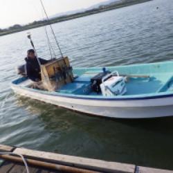 貸ボートでタイラバ&ジグ