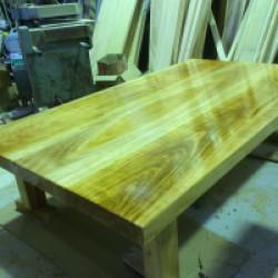 テーブル作りました。画像