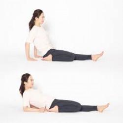 仰向けで腰が痛い時にはどうしたらいい?