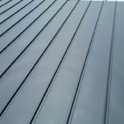 堺市 金属屋根 断熱塗装工事