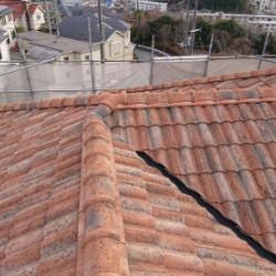 神戸市北区S様邸 屋根の洗浄画像