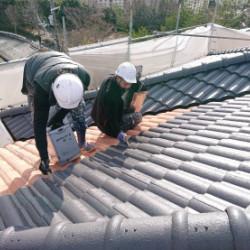 神戸市北区S様邸 屋根塗装画像