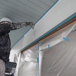 神戸市北区K集会所 外壁塗装画像