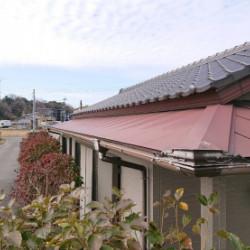 三田市I様邸 トタン屋根塗装画像