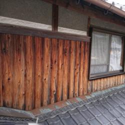 神戸市北区H様邸 木部塗装画像