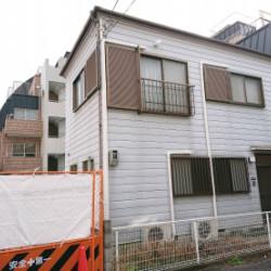 兵庫県芦屋市 外壁・屋根塗装画像
