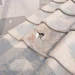 神戸市北区U様邸 屋根塗装画像