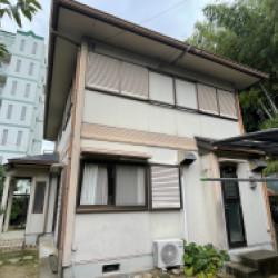神戸市北区N様邸 高圧洗浄画像