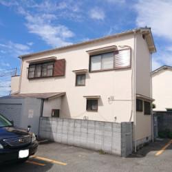 神戸市垂水区I様邸 塗装工事完了画像