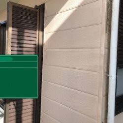 神戸市北区A様邸 高圧洗浄画像
