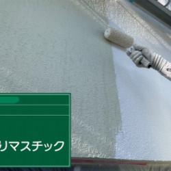 神戸市灘区 ハイツ外壁塗装画像