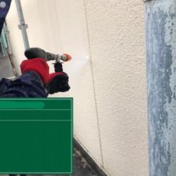 神戸市中央区S会社様 高圧洗浄画像