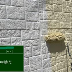 神戸市西区 外壁塗装画像