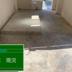 兵庫県加西市 床塗装画像