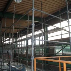 厚木市 工場内 遮熱工事