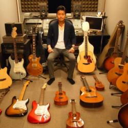 ギタースクールHP新設しました!