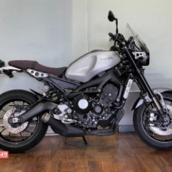 ヤマハ XSR900 マッドグレー