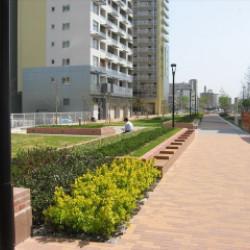 佐賀県鳥栖市のARCADIAは造園・エクステリアの設計・施工可能