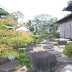 奈良市 庭園管理画像