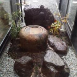 京都府 梅見台 T様邸 坪庭工事画像