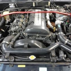 180SX エンジン交換 その1