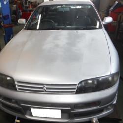 ECR33 ブレーキキャリパーOH