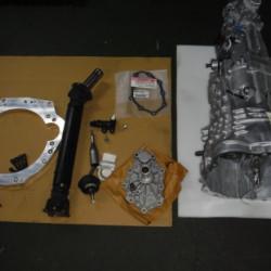 S15 シルビア 30A5MT換装 その2