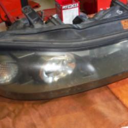 S15 ヘッドライトレンズ交換
