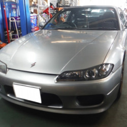 S15 NISMO強化6速を搭載