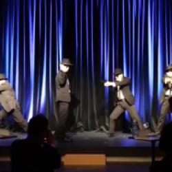 ミセスジャパンコンテストのショータイム出演🎵