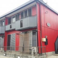加須市アパート塗装
